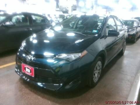 2017 Toyota Corolla for sale at USA Motor Sport inc in Marlborough MA