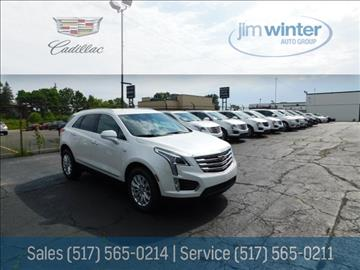 2017 Cadillac XT5 for sale in Jackson, MI