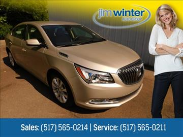 2014 Buick LaCrosse for sale in Jackson, MI