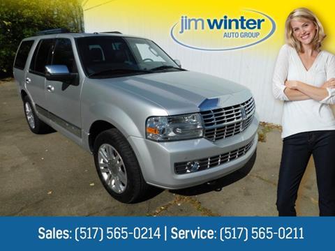 2013 Lincoln Navigator for sale in Jackson, MI