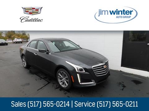 2018 Cadillac CTS for sale in Jackson, MI