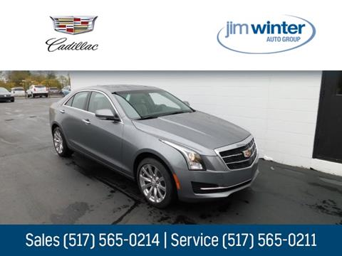 2018 Cadillac ATS for sale in Jackson, MI