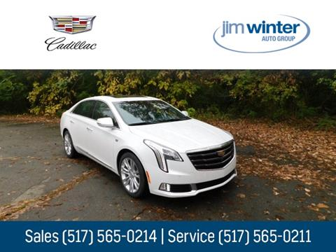 2018 Cadillac XTS for sale in Jackson, MI