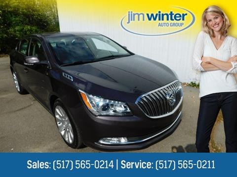 2014 Buick LaCrosse for sale in Jackson, MI