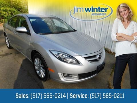 2012 Mazda MAZDA6 for sale in Jackson, MI