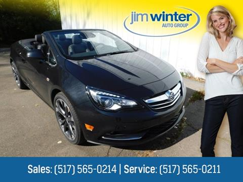 2016 Buick Cascada for sale in Jackson, MI