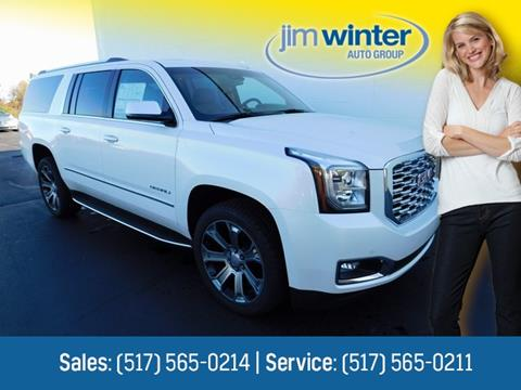 2018 GMC Yukon XL for sale in Jackson, MI