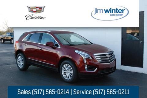 2018 Cadillac XT5 for sale in Jackson, MI