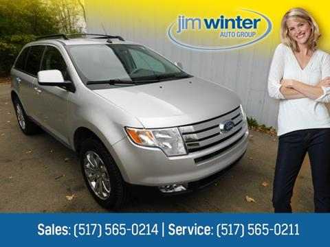 2010 Ford Edge for sale in Jackson, MI