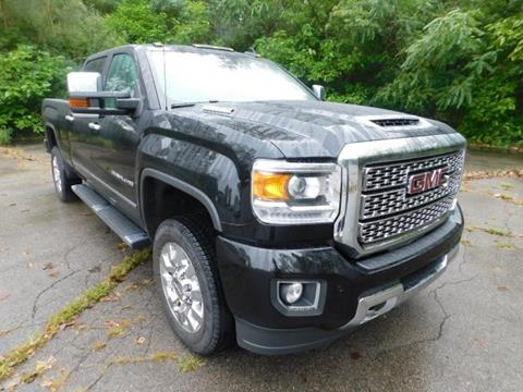 2019 GMC Sierra 2500HD for sale in Jackson, MI