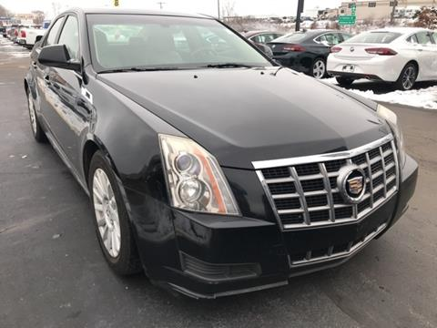 Used 2012 Cadillac Cts For Sale In Canton Oh Carsforsale Com
