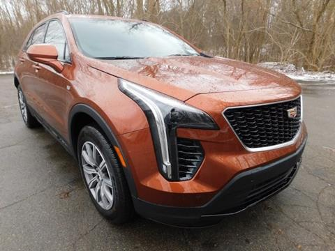 2019 Cadillac XT4 for sale in Jackson, MI