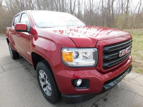 2019 GMC Canyon for sale in Jackson, MI