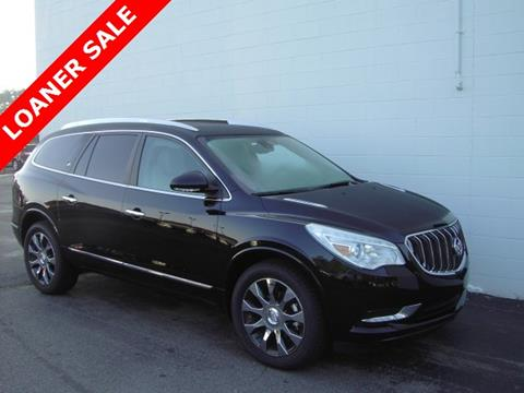 2017 Buick Enclave for sale in Jackson, MI