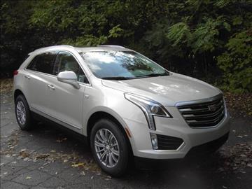 2017 Cadillac XT5 for sale in Jackson, MI