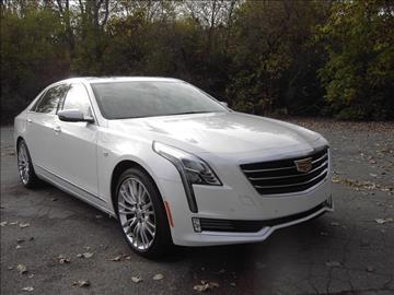 2017 Cadillac CT6 for sale in Jackson, MI