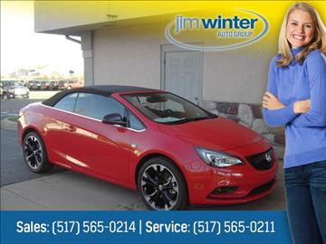 2017 Buick Cascada for sale in Jackson, MI