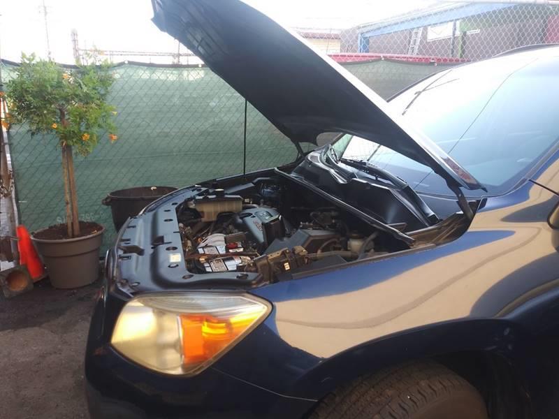 2007 Toyota RAV4 4dr SUV I4 - Los Angeles CA