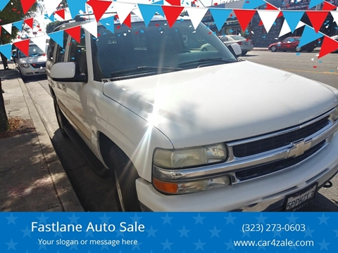 2005 Chevrolet Tahoe for sale in Los Angeles, CA