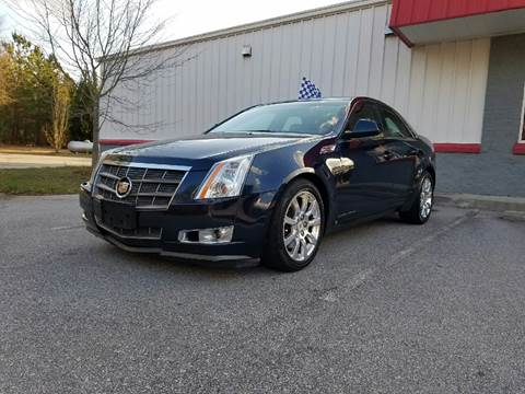 2008 Cadillac CTS for sale in Four Oaks, NC
