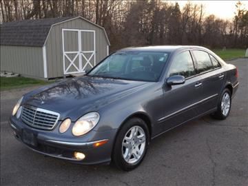 2006 Mercedes-Benz E-Class for sale in Prospect, CT