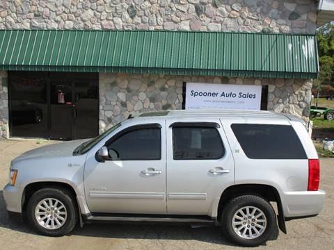 2011 Chevrolet Tahoe Hybrid for sale in Flint, MI