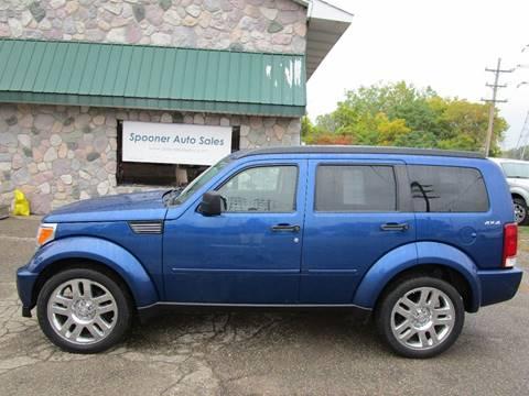 2009 Dodge Nitro for sale in Flint, MI