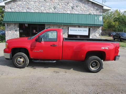 2007 GMC Sierra 3500HD for sale in Flint, MI