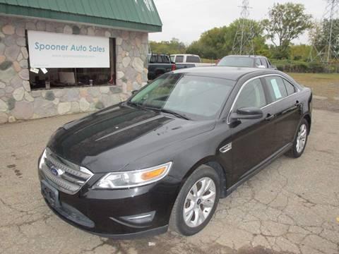 2010 Ford Taurus for sale in Flint, MI