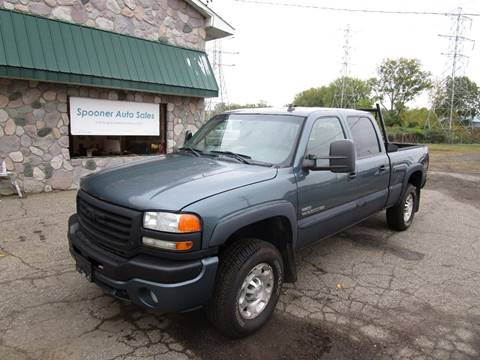 2007 GMC Sierra 2500HD Classic for sale in Flint, MI