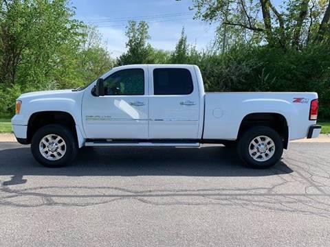 2012 GMC Sierra 2500HD for sale in Flint, MI