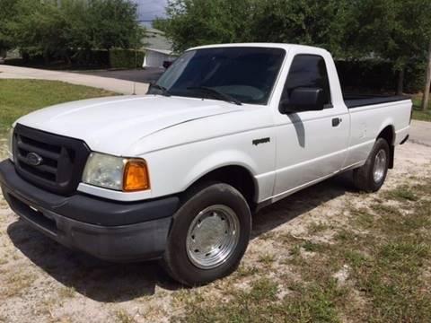 2004 Ford Ranger for sale in Fort Pierce, FL