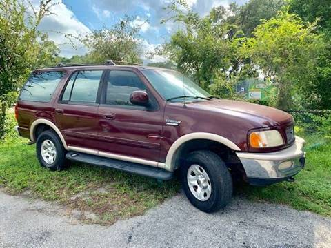 1997 Ford Expedition for sale in Sarasota, FL