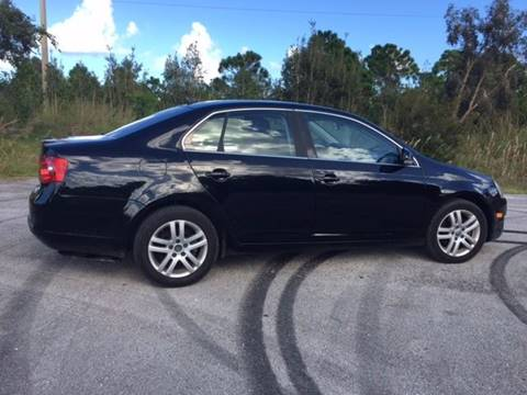2007 Volkswagen Jetta for sale in Fort Pierce, FL