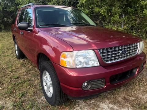 2005 Ford Explorer for sale in Fort Pierce, FL