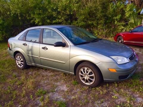 2006 Ford Focus for sale in Fort Pierce, FL