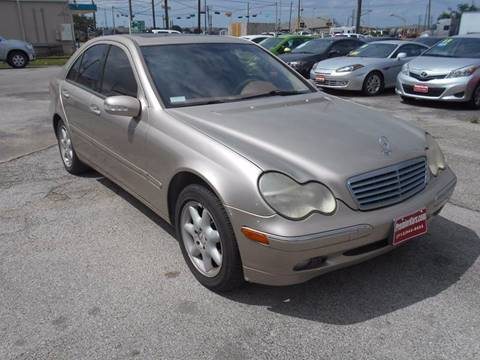 2002 Mercedes-Benz C-Class for sale in Houston, TX