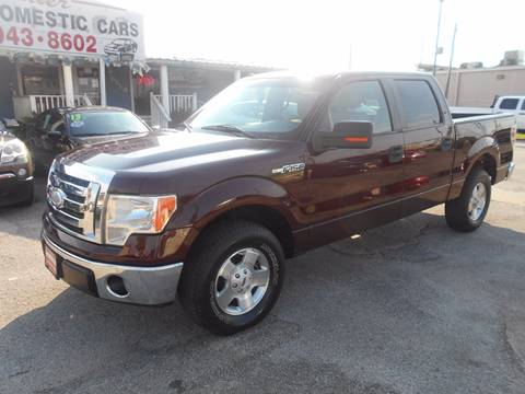 2009 Ford F-150 for sale in Houston, TX