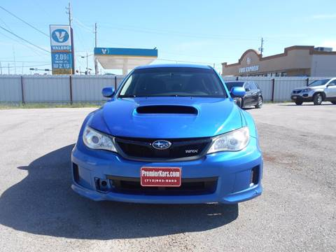 2013 Subaru Impreza for sale in Houston, TX
