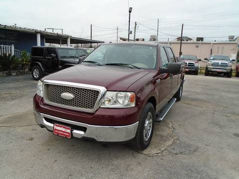 2006 ford f 150 for sale in texas for Jerry allen motors beaumont tx