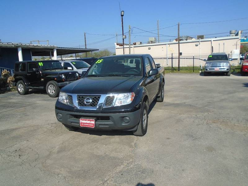 2015 Nissan Frontier 4x2 S 4dr King Cab 6.1 ft. SB Pickup 5A In ...