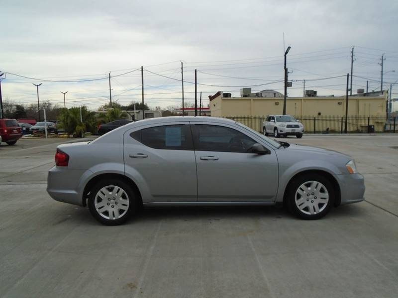 2014 Dodge Avenger SE 4dr Sedan - Houston TX