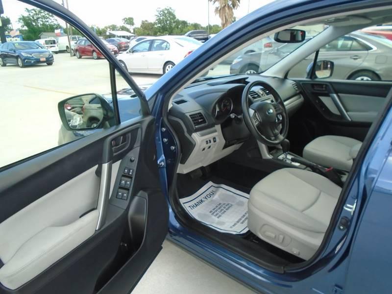 2014 Subaru Forester AWD 2.5i Premium 4dr Wagon CVT - Houston TX