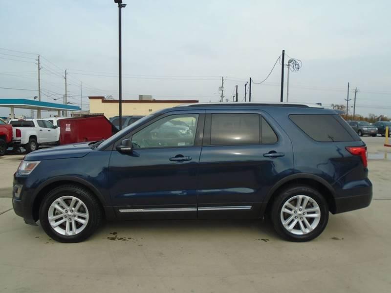 2016 Ford Explorer XLT 4dr SUV - Houston TX