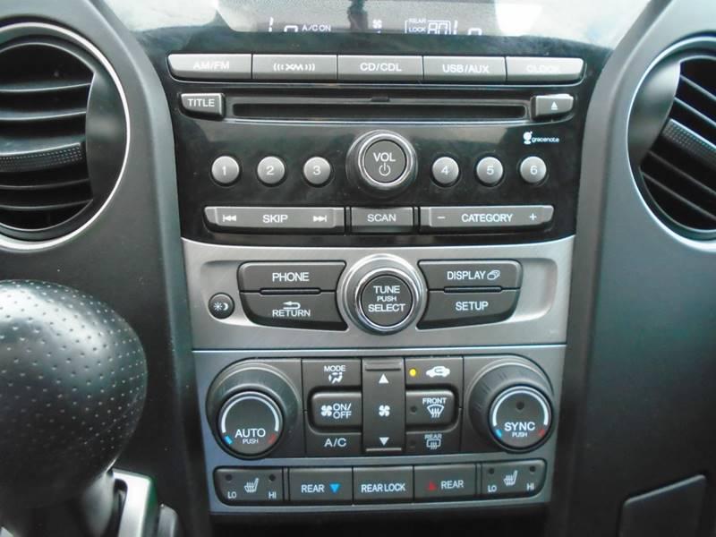 2013 Honda Pilot EX-L 4dr SUV - Houston TX