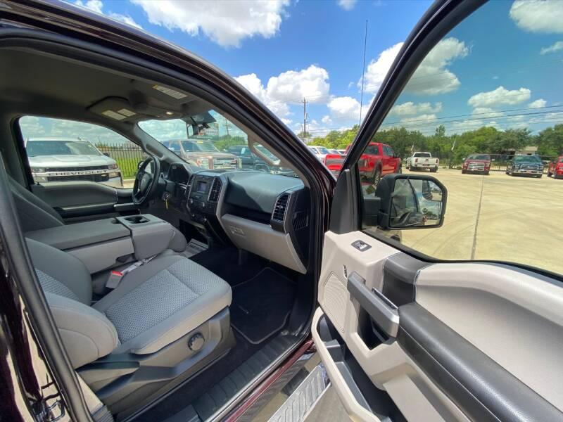 2018 Ford F-150 4x2 XLT 4dr SuperCrew 5.5 ft. SB - Houston TX