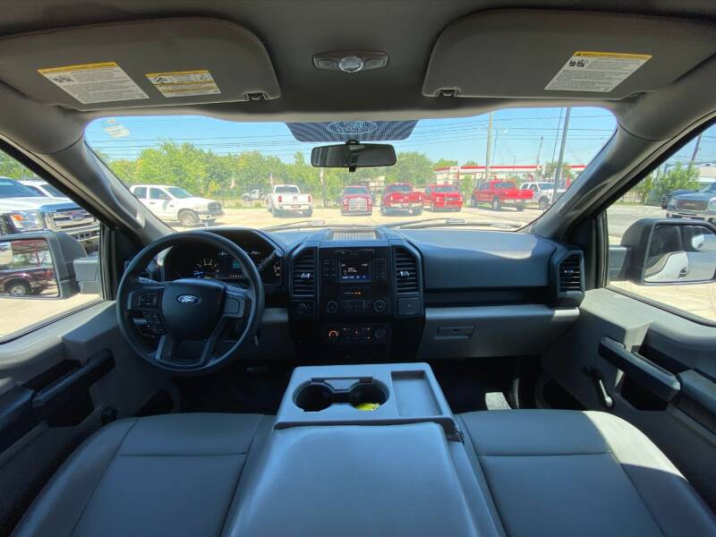 2016 Ford F-150 4x4 XL 4dr SuperCrew 5.5 ft. SB - Houston TX