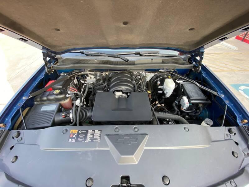 2015 Chevrolet Silverado 1500 4x4 LT 4dr Double Cab 6.5 ft. SB - Houston TX