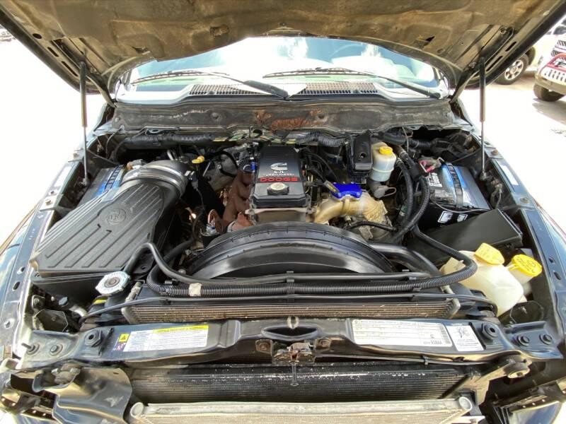 2009 Dodge Ram Pickup 3500 4x4 SLT 4dr Quad Cab 8 ft. LB DRW Pickup - Houston TX