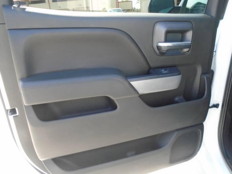 2018 Chevrolet Silverado 1500 4x4 LT Z71 4dr Crew Cab 6.5 ft. SB - Houston TX